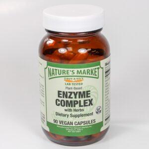 Nature's Market Enzyme Complex