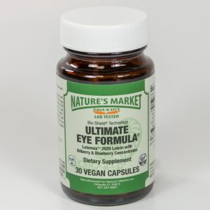 Nature's Market Ultimate Eye Care